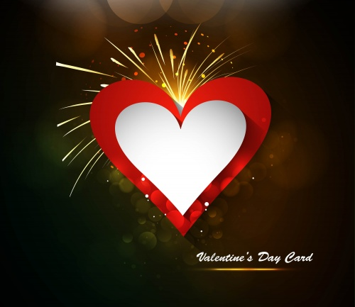 St. Valentine's Day & Hearts - Vector Set #3