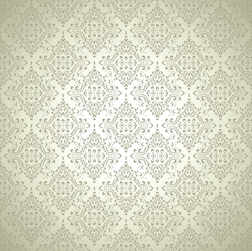 Stock: Seamless traditional wallpaper