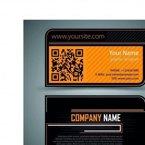 Бизнес карточки часть 166 | Business Cards set 166