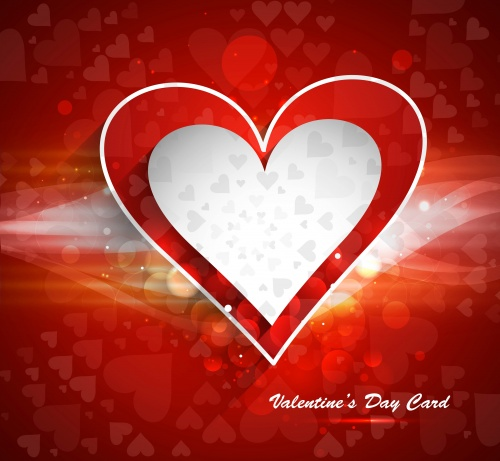 St. Valentine's Day & Hearts - Vector Set #2