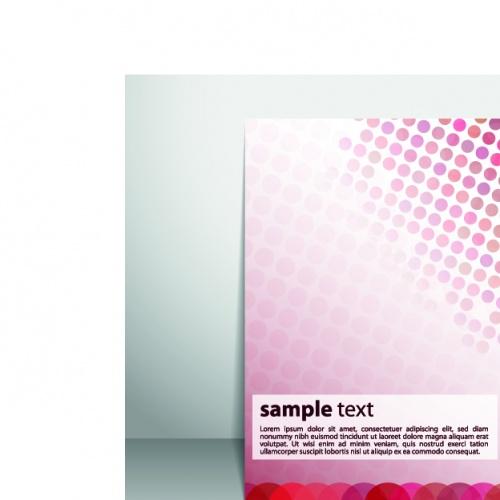 Обложка бизнес брошюра часть 24 | Business brochure covers design vector set 24