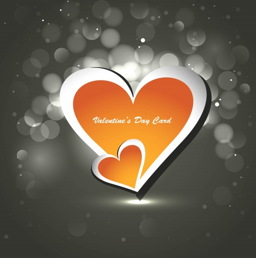 St. Valentine's Day & Hearts - Vector Set #1