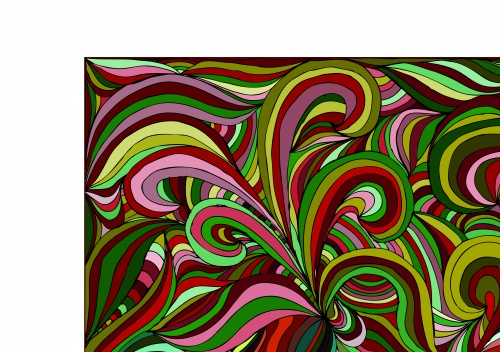 Разноцветные креативные бесшовные фоны | Colorful creative seamless vector backgrounds
