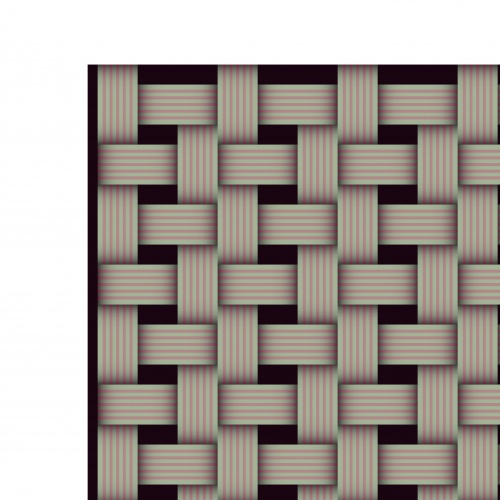Абстрактное плетение фоны | Abstract weaving vector background