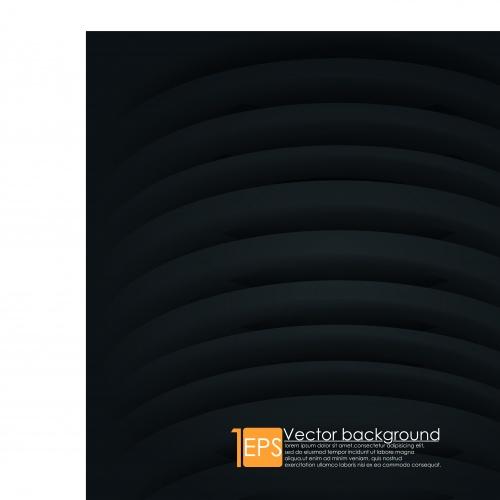 Многослойные векторные фоны | Layered vector backgrounds