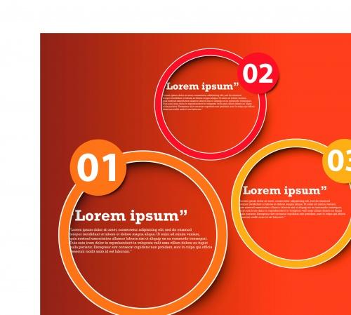 Инфографики креативный дизайн часть 8 | Infographic creative design vector set 8