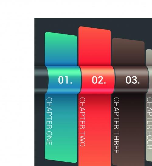 Креативные инфографики часть 7 | Infographic creative design vector set 7