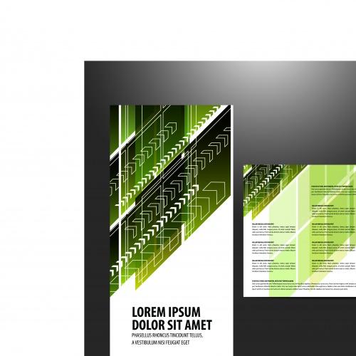 Брошюры и буклеты | Brochure and booklet cover template vector