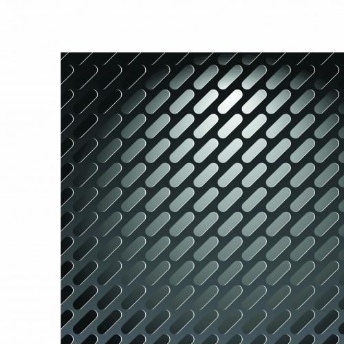 Металлическая решётка часть 2 | Metal grille template vector background set 2