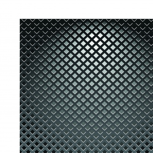 Металлическая решётка текстуры | Metal grille template vector background
