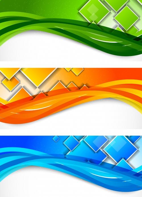 Banner Vector Set vol.4