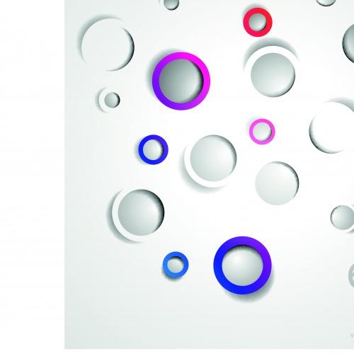 Абстрактные фоны часть 098 | Abstract vector backgrounds set 098