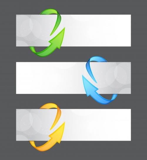 Banner Vector Set vol.1