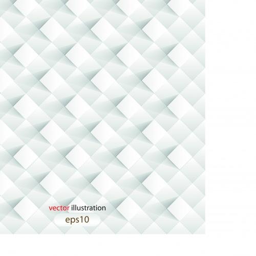 Белые абстрактные фоны часть 4   White abstract vector backgrounds set 4