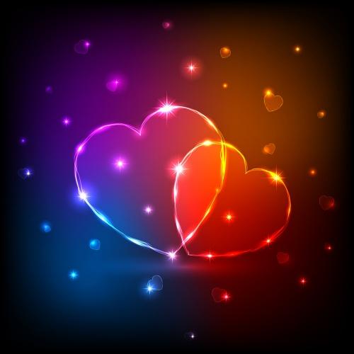 Вектор ко дню влюбленных #1 - Векторный клипарт