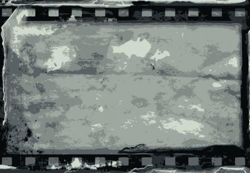 Гранжевый кадр на пленке 2 | Grunge film frame 2