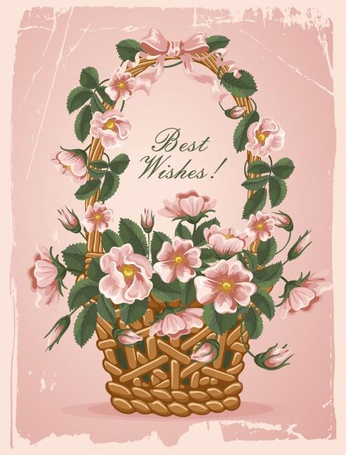 Floral cards 12