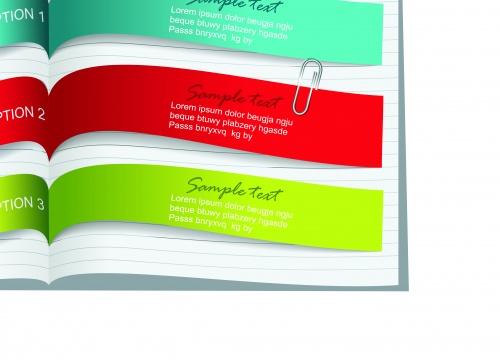 Оригинальные современные баннеры полоса часть 3 | Original modern banner design strip vector set 3