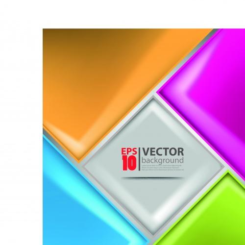 Абстрактные фоны часть 103 | Abstract vector backgrounds set 103