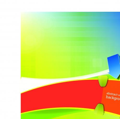Абстрактные фоны часть 087 | Abstract vector backgrounds set 087