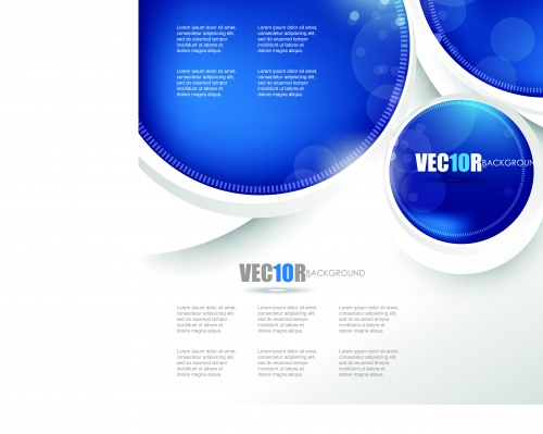 Абстрактные фоны часть 085 | Abstract vector backgrounds set 085