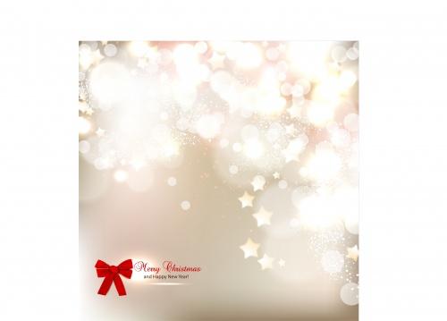 Christmas light cards