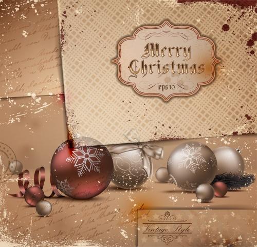 Новогодний фон. Вып.19 | Christmas background. Set.19