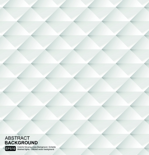 Белые фоны часть 3 | White abstract vector backgrounds set 3