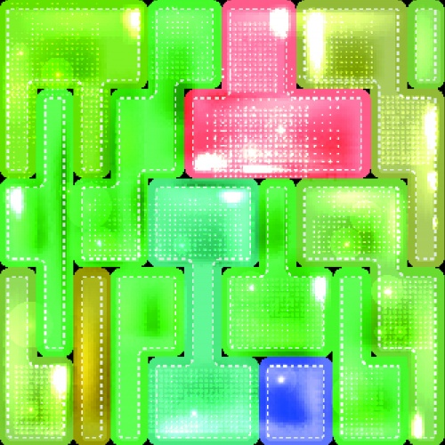 Мозаика из стекла фоны | Stained glass mosaic vector backgrounds
