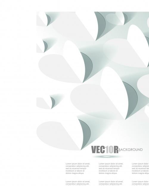 Абстракция фоны часть 080 | Abstract vector backgrounds set 080