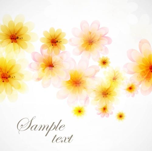 Фон с цветами 8 | Background with flowers 8