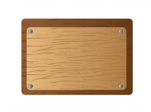 Рамка на деревянном фоне | Frame on the wooden background