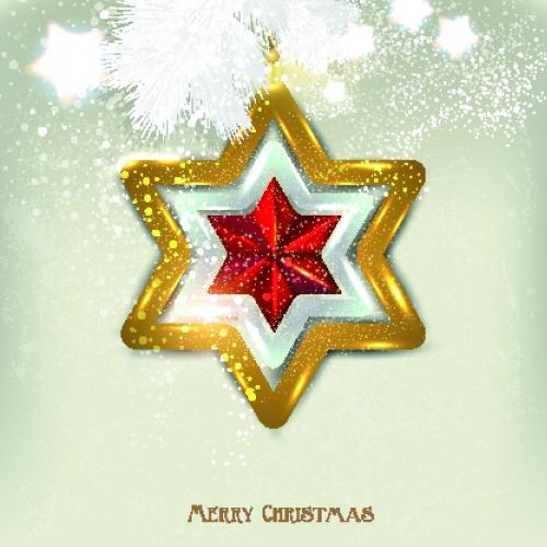 Праздничные новогодние и рождественские фоны | Festive Christmas and New Year Vector Backgrounds