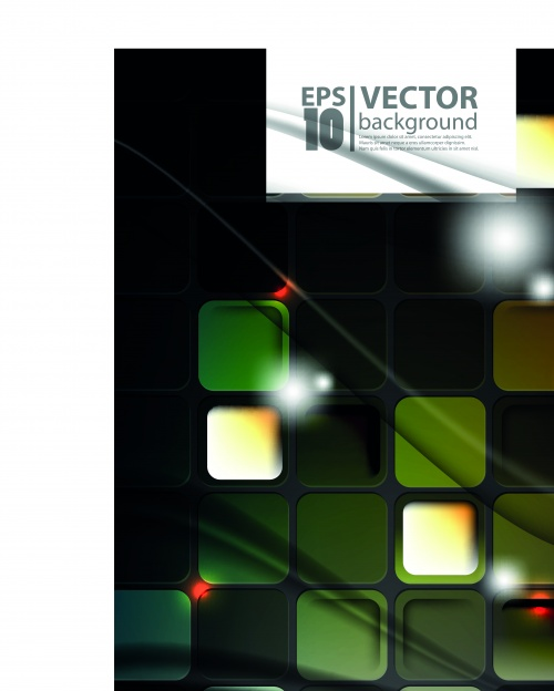 Абстрактные фоны часть 077 | Abstract vector backgrounds set 077