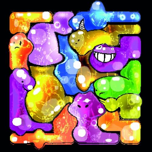 Абстрактные глянцевые фоны часть 5 | Abstract glossy background vector set 5