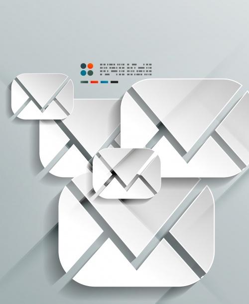 3D Paper graphics #2