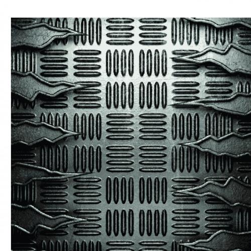 Повреждённые металлические фоны | Damaged metal vector background