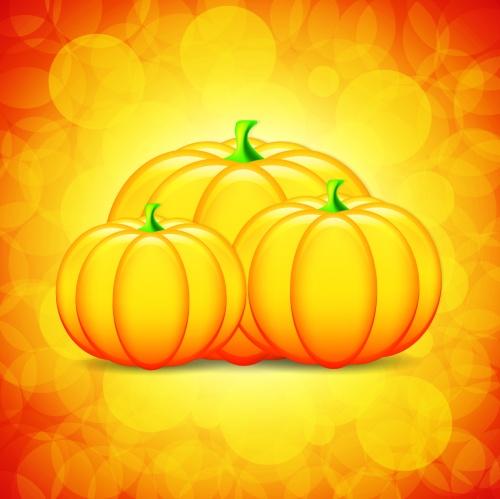Векторные фоны - Дары осени | Autumn vector background