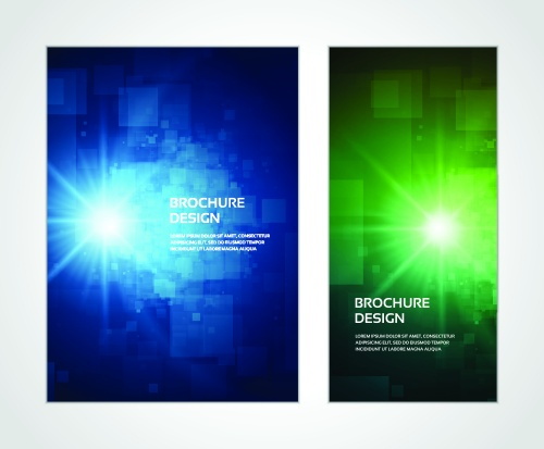 Brochure design templates