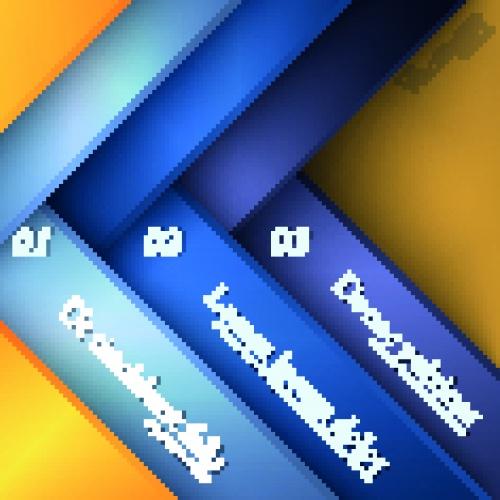Инфографики креативный дизайн часть 101 | Infographic creative design vector set 101
