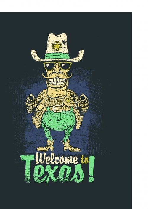 Принты на майку | T-shirt print designs vector