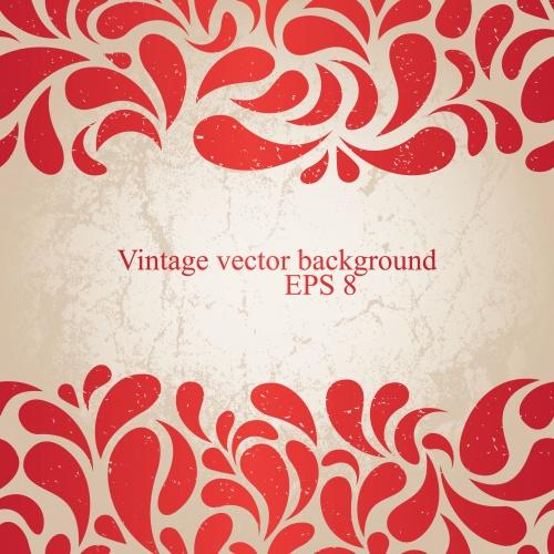 Шикарные фоны - Векторный клипарт | Luxury Backgrounds - Stock Vectors