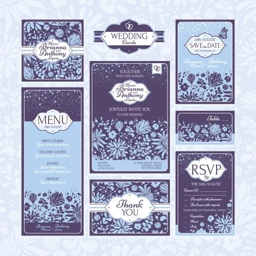 Wedding invitations 6