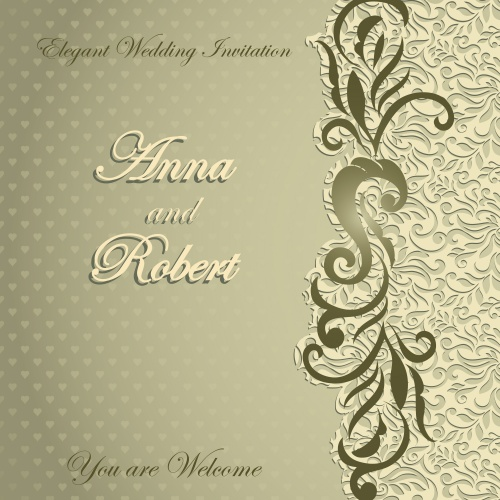 Wedding invitations 7