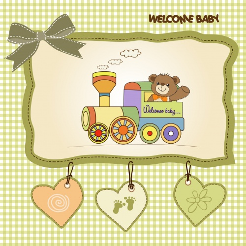 Baby cards 27