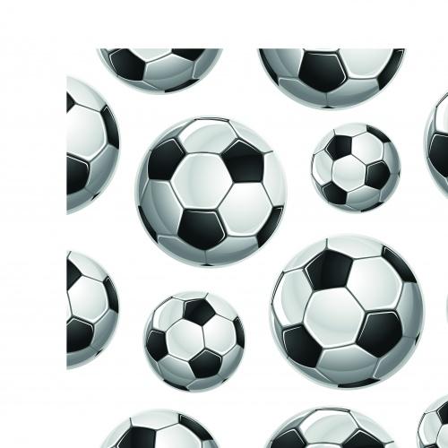 Спортивные мячи бесшовные фоны | Sports ball seamless vector backgrounds