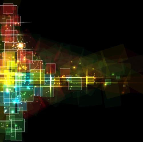 Абстрактные фоны в векторе, 24 / Abstract backgrounds, 24 in vector