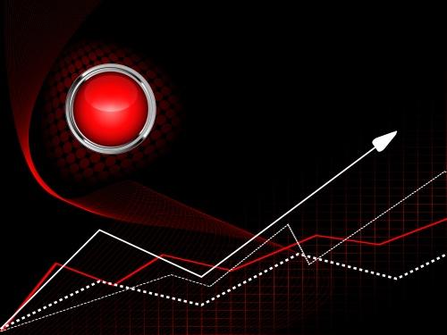 Абстрактные ярко – красные фоны в Векторе / Abstract bright – red backgrounds in Vector