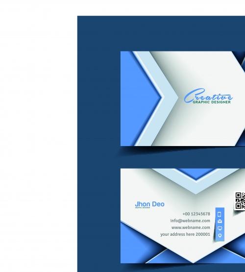 Элегантные бизнес карточки 16 | Elegant business cards 16