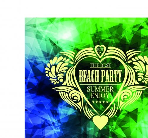 Летние праздники разноцветные фоны | Summer Holidays with colorful vector background